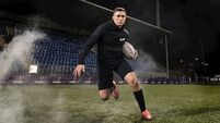 Relaxed Jordan Larmour 'going with the flow' at Leinster