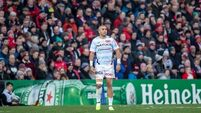 Simon Zebo: 'I wouldn't say racism is an issue in rugby'