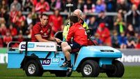 'We might be a bit thin over the next few weeks': Johann van Graan counting the cost of Munster injuries