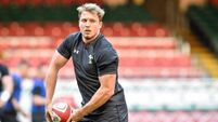 Tyler Morgan back to full fitness and ready for Wales return