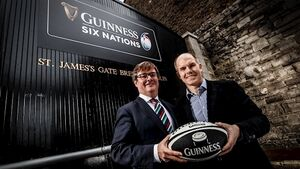 Guinness announced as new Six Nations sponsor