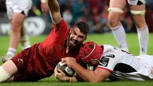 Record-breaking Munster ruthless against under-strength Ulster
