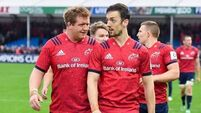 Johann van Graan praise as tuned-in Darren Sweetnam answers call