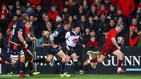 Quick Keith Earls hat-trick puts Munster on the way