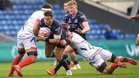 Connacht thumped by Sale Sharks in Challenge Cup