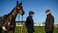 Mullins pair lead strong Irish challenge in Ryanair