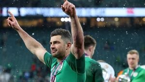 Ireland hopeful Rob Kearney will overcome shoulder injury to feature in November Tests