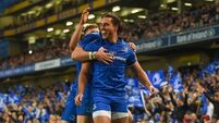 Impressive Leinster continue good form to spoil Carbery homecoming