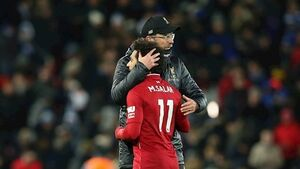 Jurgen Klopp embodies the spirit of the great football men