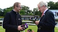 Pat Keogh has Leopardstown on track to deliver world class facilities