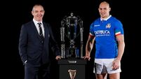 Italy must not define O'Shea's rugby career