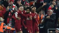 Only Merseyside's Reds have reason to be cheerful right now