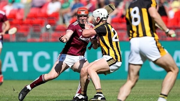 In Sydney on Sunday, Galway and Kilkenny faced off in a GAA-endorsed game, Galway back 49 days earlier than they would usually be allowed and Kilkenny 21.