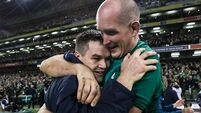 England's template there for Ireland to emulate