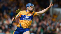 Shane O'Donnell to link up with Clare for Fenway Hurling Classic in Boston