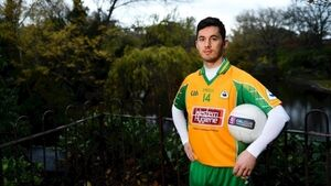 Ian Burke aware good times might not last forever for Corofin
