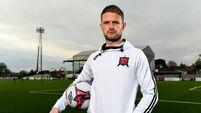 Dundalk's Dane Massey still playing hunger game