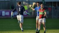 Rory Beggan once more the Scotstown hero