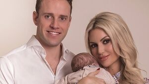 'The most surreal, terrifying, emotional, amazing experience': Davison opens up about surrogacy journey
