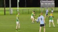 Watch: Handpass the main worry from new rules trial match between UCD and Carlow