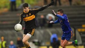 Dr Crokes soar through to football senior club final with 21-point win over St Finbarr's