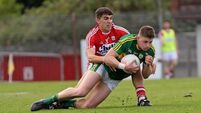 Kerry footballer Conor Cox joins Roscommon senior squad