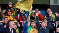 Stunning second-half display earns Connacht club title for Corofin