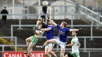 Scotstown survive the scares against Burren