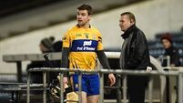 Clare still aggrieved over Tony Kelly's one match ban