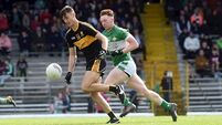 Tony Brosnan's form deserving of a place in Kerry's inside forward line