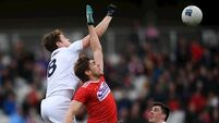 14-man Kildare see off Cork down the Páirc