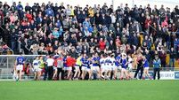 Diarmuid Murphy: Management wouldn't tell players to get involved in rough stuff