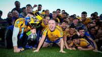 Beaufort take All-Ireland Junior title with record win