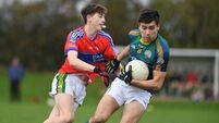 Second half goals see St Brendan's come from behind to seal win