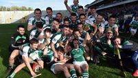 Determined Ballincollig set up victory parade