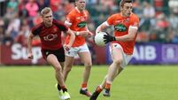 Charlie Vernon goal crucial as Armagh get first win of campaign