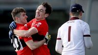Sean O'Shea's goals key as UCC earn spot in Sigerson Cup final