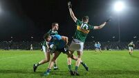 Kerry and Dublin give each other plenty to be getting on with