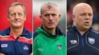 Three of hurling's most successful managers on the emotional rollercoaster of life on the sidelines