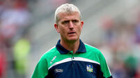 John Kiely feared the sack after poor debut season as Limerick boss