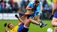 Opportunity lost for Rossies as Dublin deliver yet again