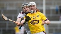 Galway impress against the wind to overcome Wexford