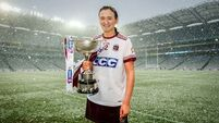 Tina Hannon leads superb Slaughtneil to three-in-a-row of All-Irelands