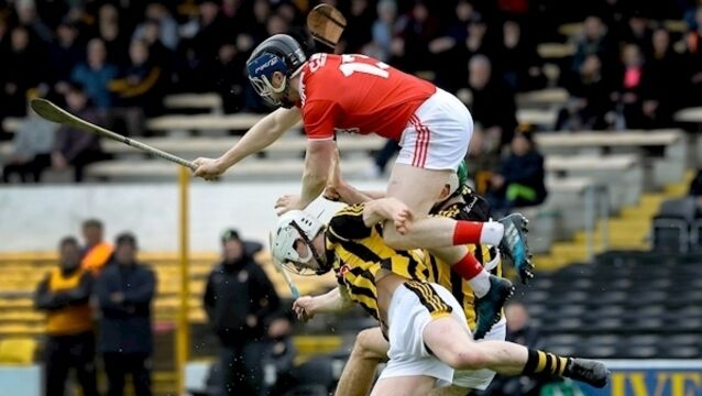 Jamie Coughlan's late goal sees Cork defeat Kilkenny