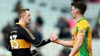 'They showed us how to play a game of football': Dr Crokes were 'schooled' by Corofin