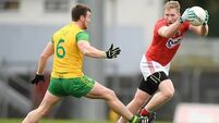 Donegal's late burst pushes Cork closer to relegation trapdoor