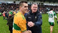 Paddy Maguire: 'We thought we'd never see this day'