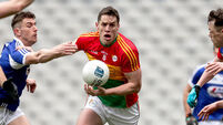 Early Murphy goal sees Carlow squeeze past Louth