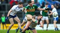 Keane's Kerry keep their unbeaten run with Monaghan win