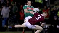 Cummins goal crucial as Galway weather storm for seventh win in a row against Mayo